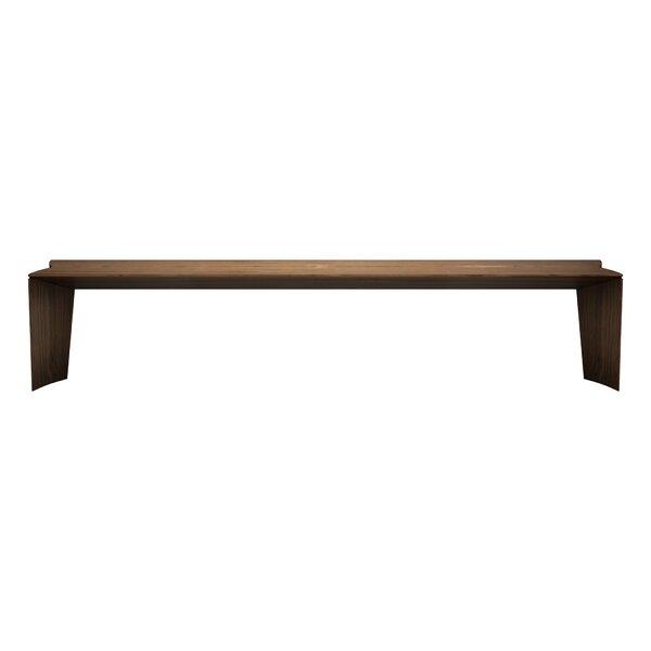 Soho Bench by Modloft Black