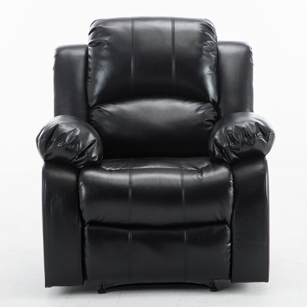 Tino Faux Leather Manual Recliner W003411851
