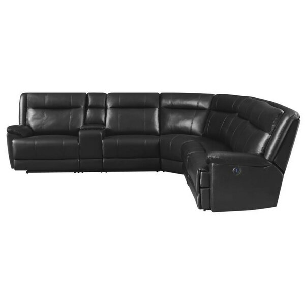 Best #1 Avicia Reclining Sectional By Red Barrel Studio Great Reviews