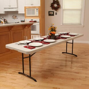 Compare prices 96 Rectangular Folding Table By Lifetime