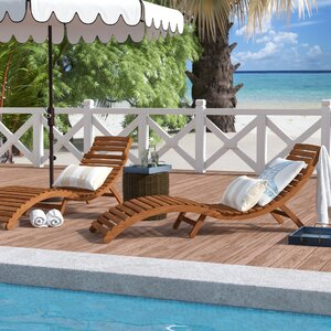 Nannette Chaise Lounge (Set of 2)