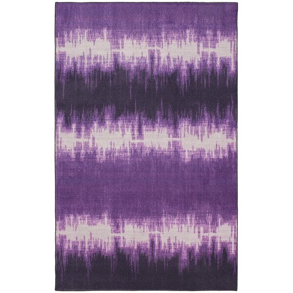 Ranstead Purple Area Rug by Bungalow Rose