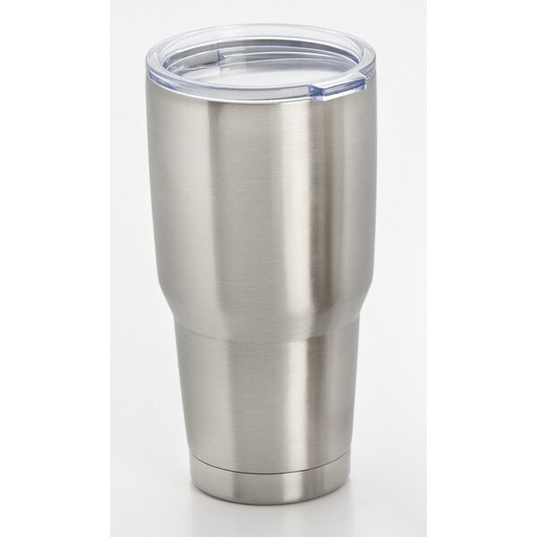 30 oz. Stainless Steel Travel Tumbler by Cook Pro