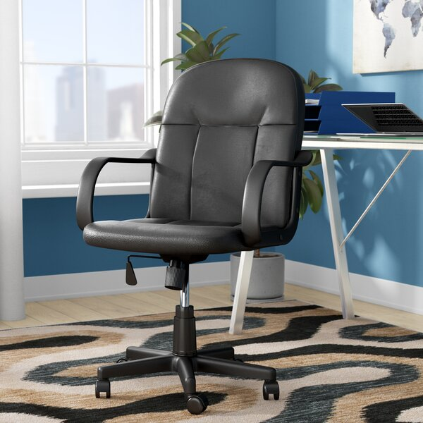 Barone Mid-Back Desk Chair by Ebern Designs
