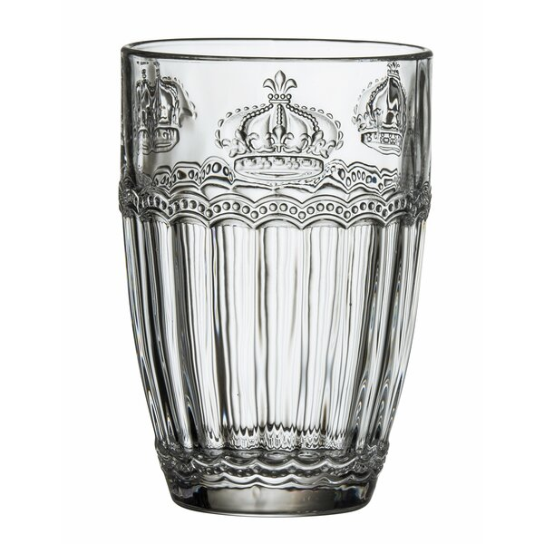 Victoria Crown 14 oz. Highball Glass (Set of 6) by Global Amici