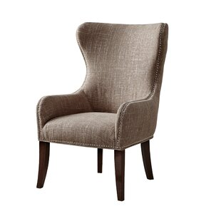 save - Tufted Wingback Chair