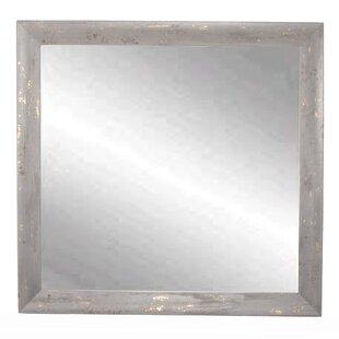 Gracie Oaks Rossa Accent Mirror