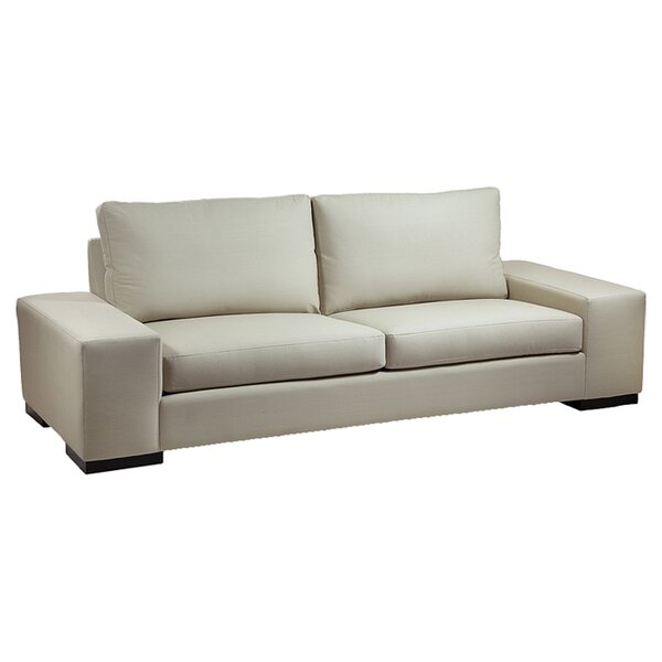 Vince Wide Arm Sofa by Loni M Designs