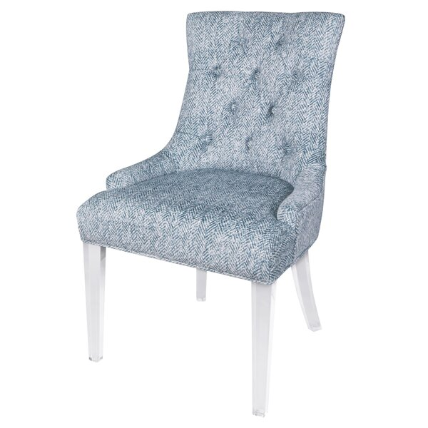 Blackbrook Upholstered Dining Chair by Rosdorf Park