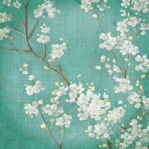 'Cherry Blossoms II' Print by Star Creations