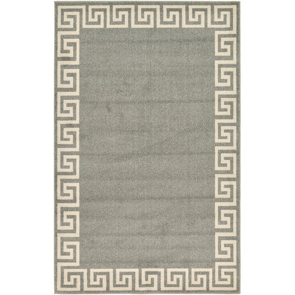 Cendrillon Gray Area Rug by Willa Arlo Interiors