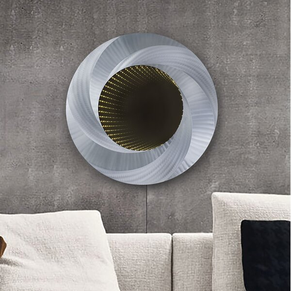 Micelotta Infinity Wall Mirror by Orren Ellis