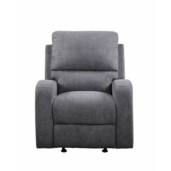 Stalybridge Manual Glider Recliner By Red Barrel Studio
