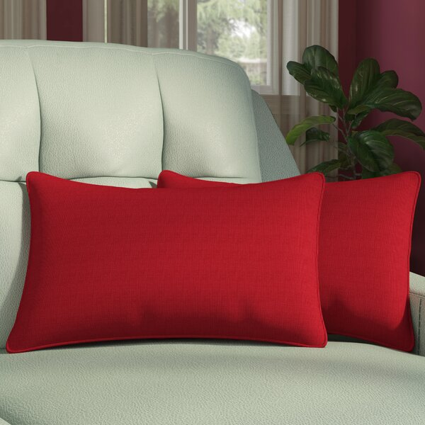 Compton Outdoor Throw Pillow (Set of 2) by Darby Home Co