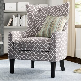 Dycus Shelter Wing Armchair