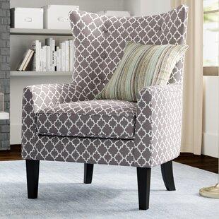Goldsboro Shelter Wing Armchair