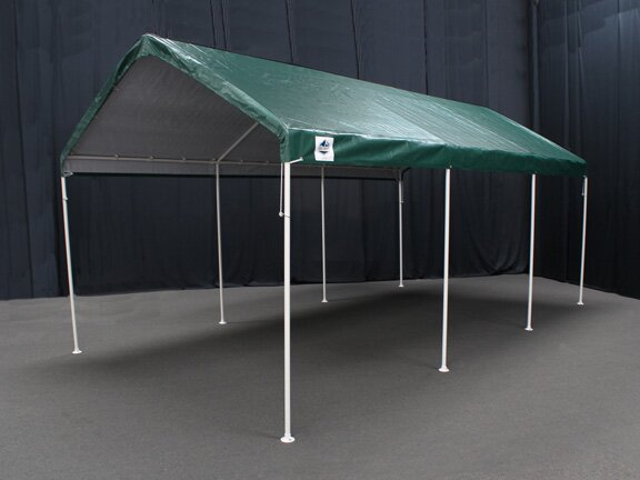 Universal 11 Ft. W x 20 Ft. D Steel Party Tent by King Canopy
