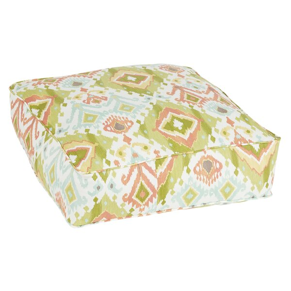 Fealty Indoor/Outdoor Euro Pillow by World Menagerie