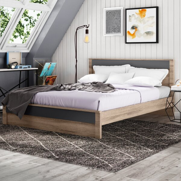 Ashton Queen Platform Bed by Trule Teen