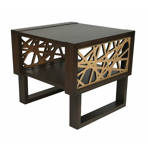 Sparkman End Table by Union Rustic Union Rustic
