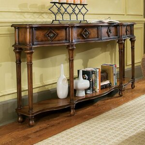 Decorator Hall Console Table by Hooker Furniture