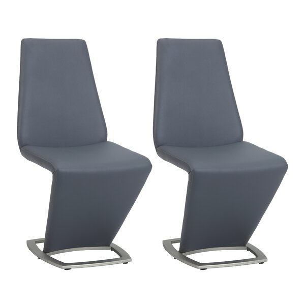 Marielle Upholstered Side Chair (Set Of 2) By Orren Ellis