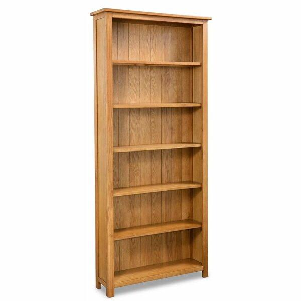 Kelleher 6-Tier Standard Bookcase By August Grove