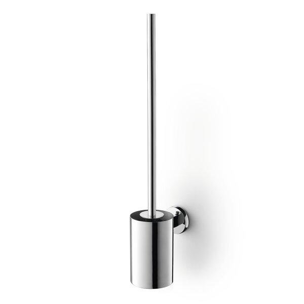 Scala Wall Mounted Toilet Brush and Holder by ZACKScala Wall Mounted Toilet Brush and Holder by ZACK