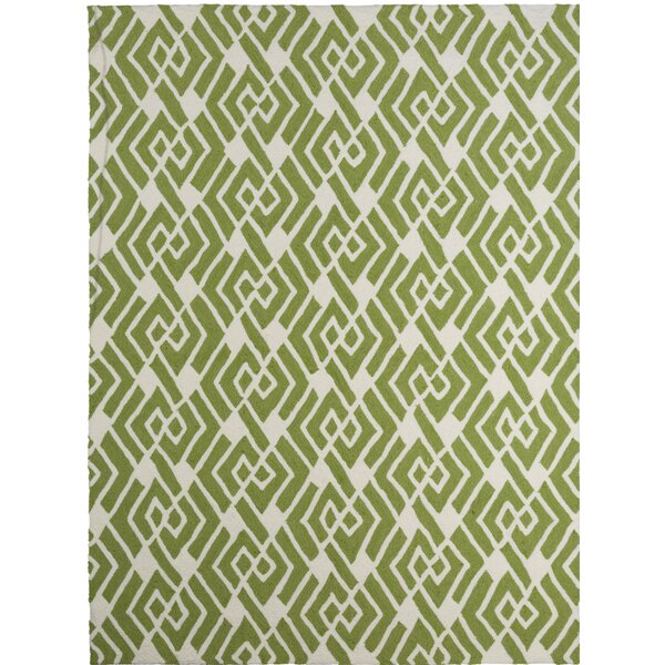 Welch Olive Green Area Rug by George Oliver