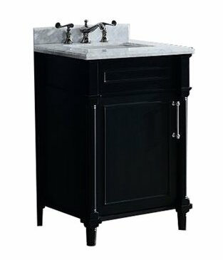 Continental 24 Single Bathroom Vanity Set by Laviva