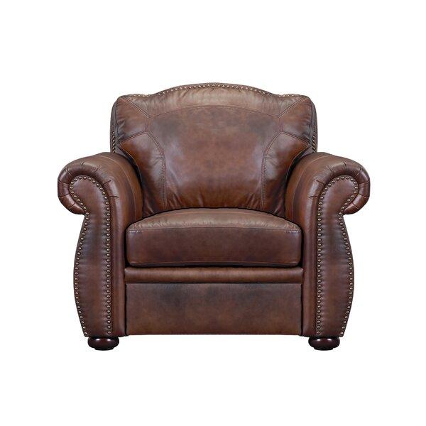 Danieli Club Chair by Canora Grey