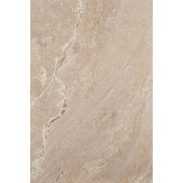 Travertine 16 x 24 Chiseled Field Tile in Valencia by Emser Tile