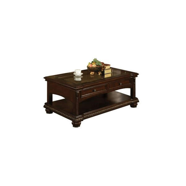 Pirro Coffee Table with Storage by Astoria Grand Astoria Grand