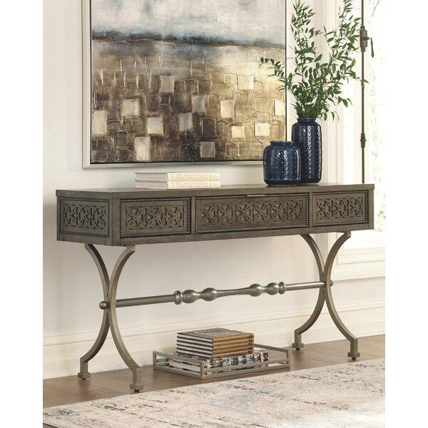 Tignall Console Table By Astoria Grand
