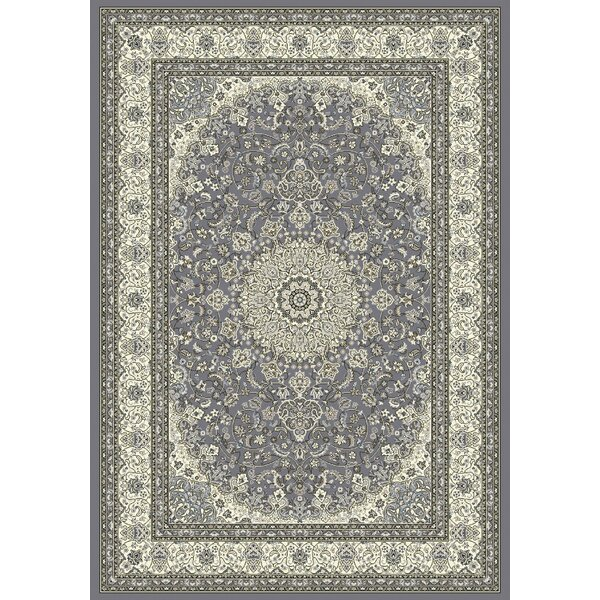 Attell Gray/Cream Area Rug by Astoria Grand