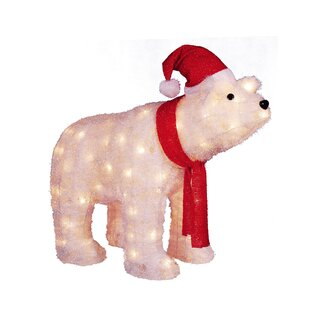 Outdoor Christmas Polar Bears | Wayfair