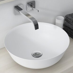 Compare & Buy Natura™ Circular Vessel Bathroom Sink By Kraus