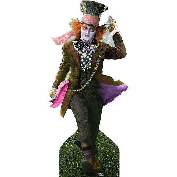 Mad Hatter Johnny Depp Lifesized Stand Up by Advanced Graphics