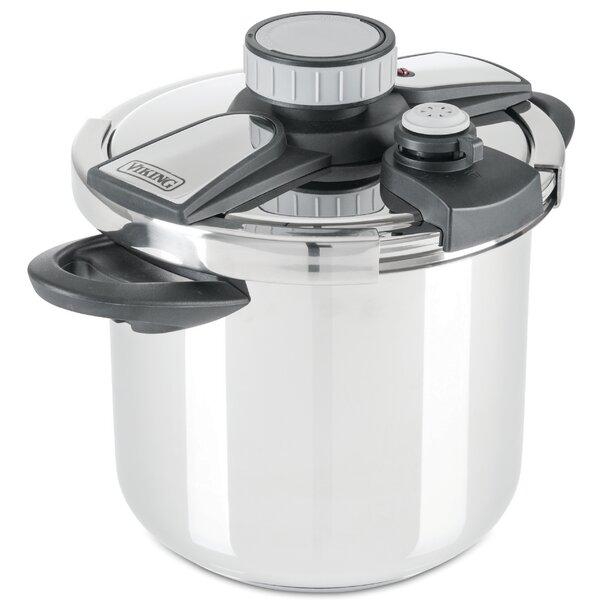 8-Quart Pressure Cooker by Viking