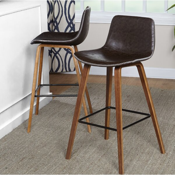 Maloney 24 Bar Stool (Set of 2) by Union Rustic