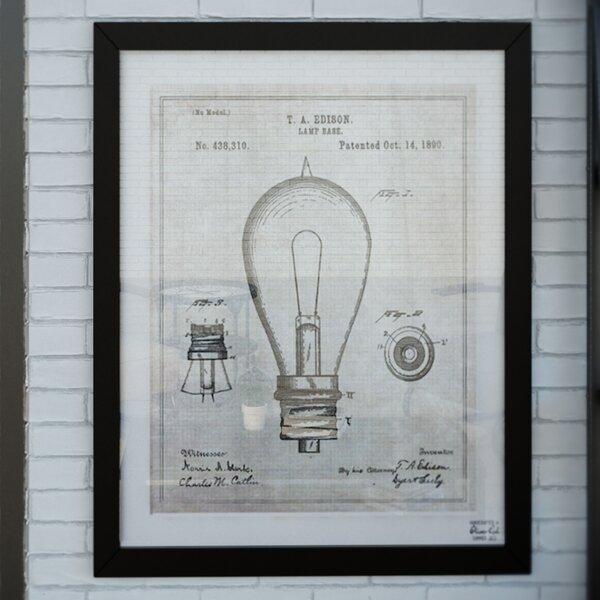 Sandor Blueprint Graphic Art by Trent Austin Design