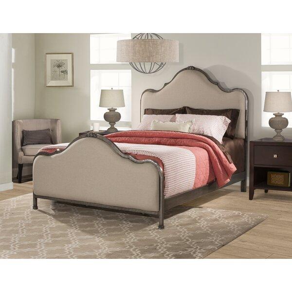 Saltville Upholstered Standard Bed by Greyleigh