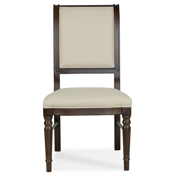 Delano Upholstered Dining Chair by Fairfield Chair