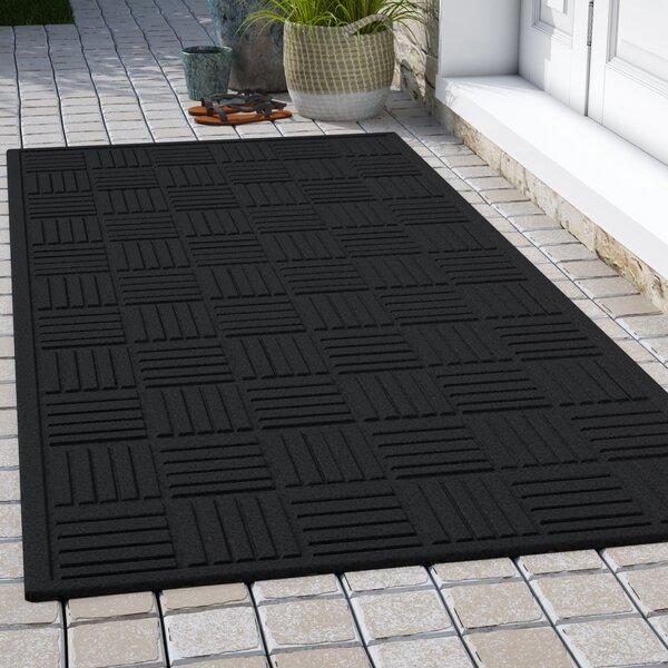 Keister Parquet Doormat by Beachcrest Home