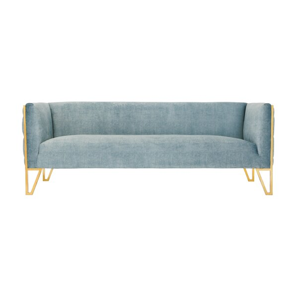 Get The Latest Lebel Standard Sofa by Everly Quinn by Everly Quinn