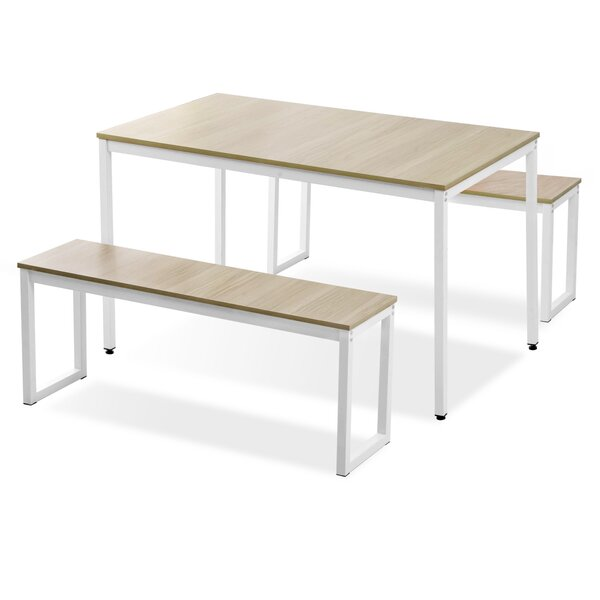 Aceline 3 Piece Dining Set by Latitude Run Latitude Run