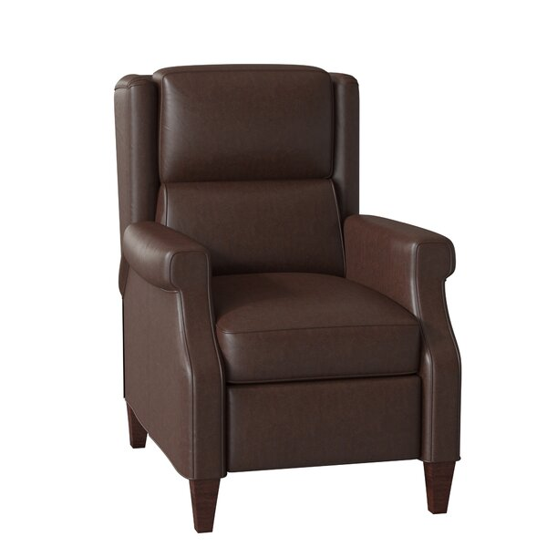 Gallaway Leather Manual Recliner By Bradington-Young