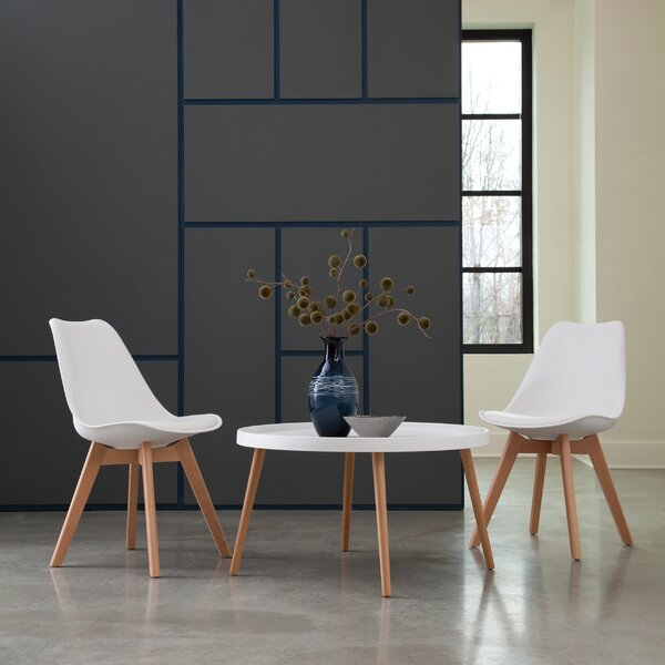 Kwon Dining Chair (Set of 2) by George Oliver George Oliver
