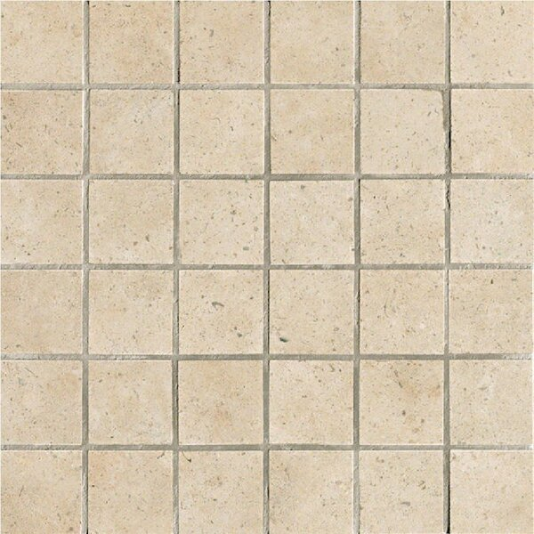 Everstone 2 x 2 Porcelain Mosaic Tile in Ever-Claire by Travis Tile Sales