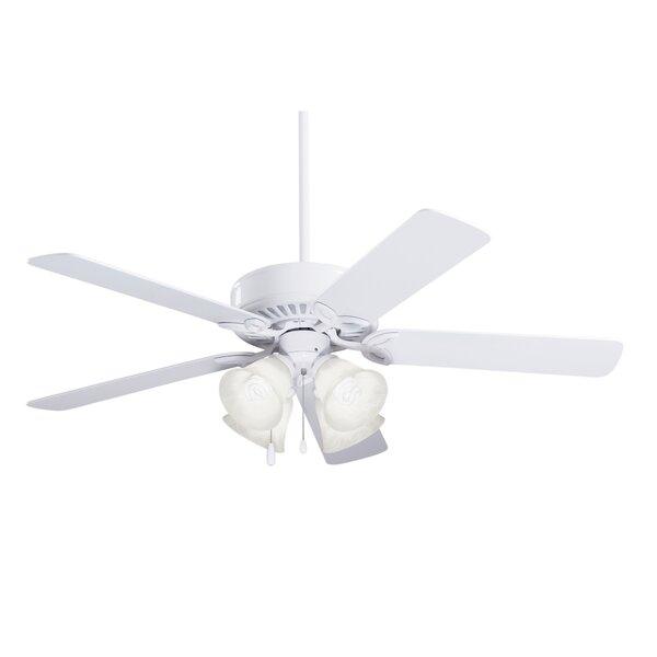 50 Kelsi Plus 5 Blade LED Ceiling Fan by Winston Porter